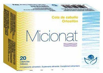 Bioserum Micionat 20 cápsulas