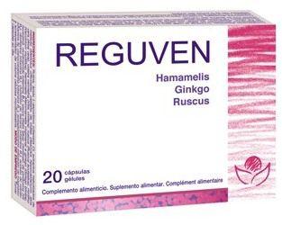 Bioserum Reguven 20 cápsulas