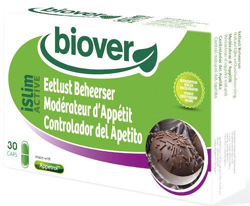 Biover iSlim Active Control Apetito 30 cápsulas