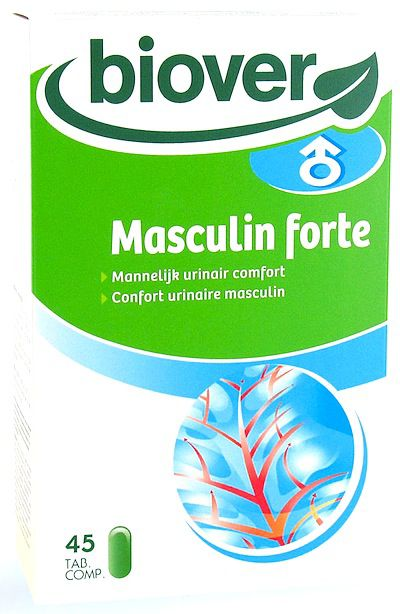 Biover Masculin Forte 45 comprimidos