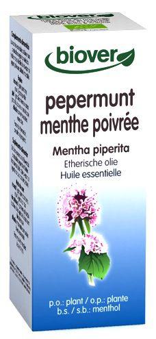 Biover Menta Aceite Esencial Bio 10ml