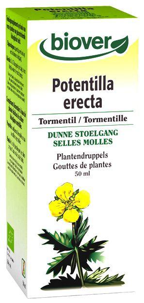 Biover Potentilla Erecta 50ml