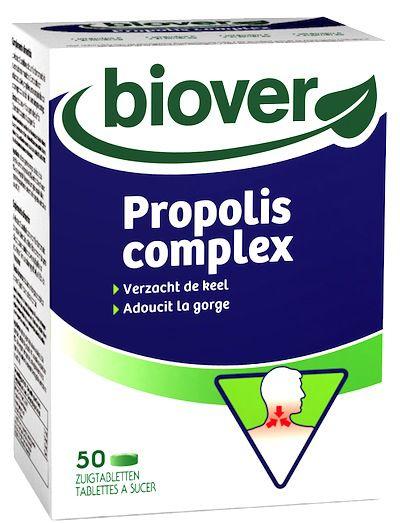 Biover Propolis Complex 50 comprimidos