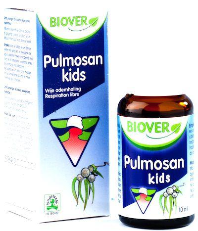 Biover Pulmosan Kids 10ml