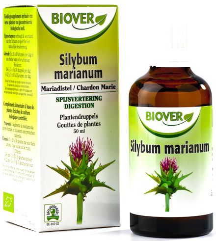 Biover Silybum Marianum 50ml