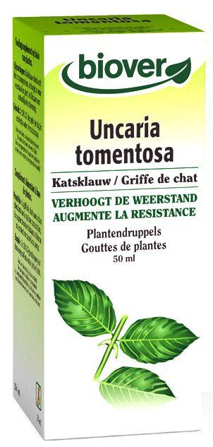 Biover Uncaria Tomentosa 50ml