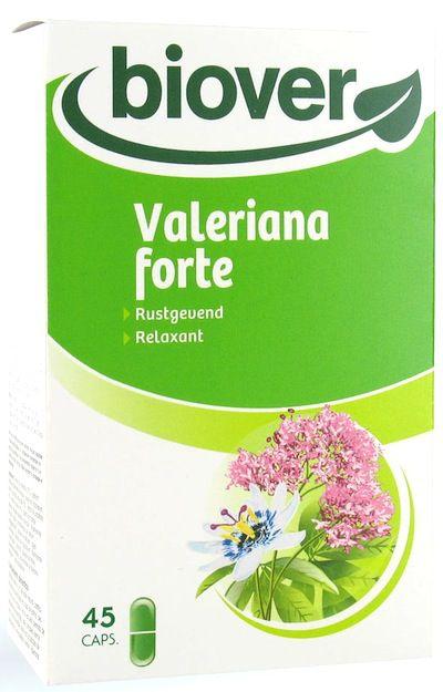 Biover Valeriana Forte 50 cápsulas