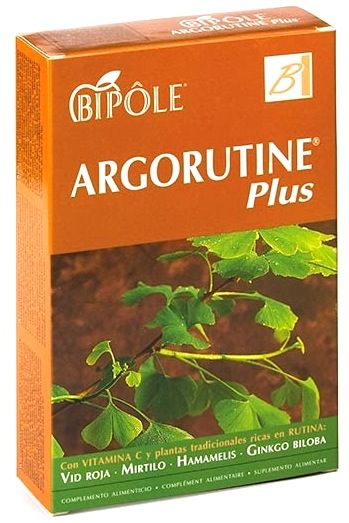 Bipole Argorutine Plus 20 ampollas