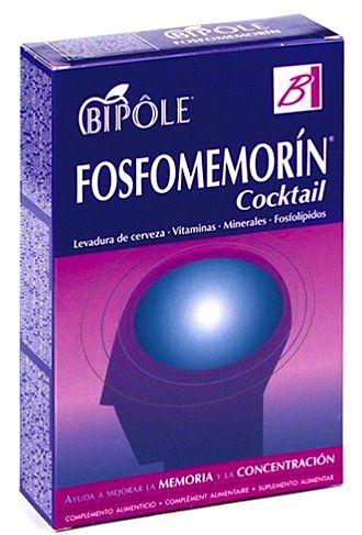Bipole Cocktail Fosfomemorin 20 ampollas