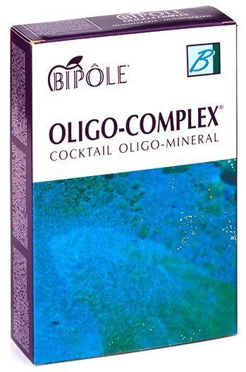 Bipole Oligo-Complex 20 ampollas