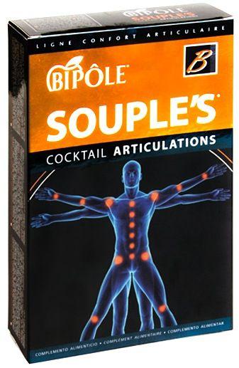 Bipole Souple´s Cocktail Articulaciones 20 ampollas