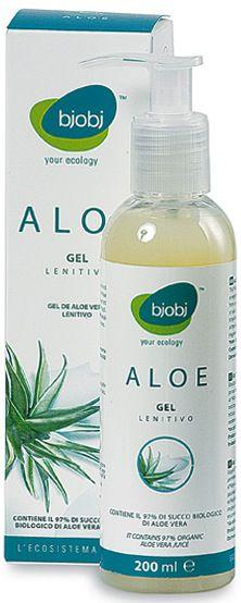 Bjobj Gel de Aloe 200ml