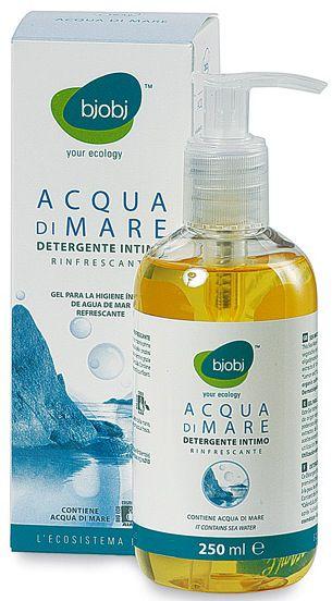 Bjobj Jabón Íntimo Agua de Mar 250ml