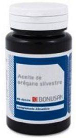 Bonusan Aceite de Orégano Silvestre 60 cápsulas