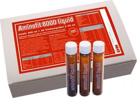 Bonusan Aminofit 8000 20 ampollas