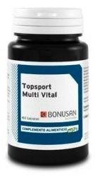 Bonusan Topsport Multi Vital 60 comprimidos