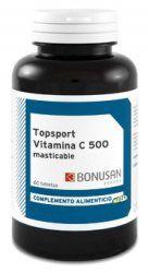 Bonusan Vitamina C 500 60 comprimidos masticables
