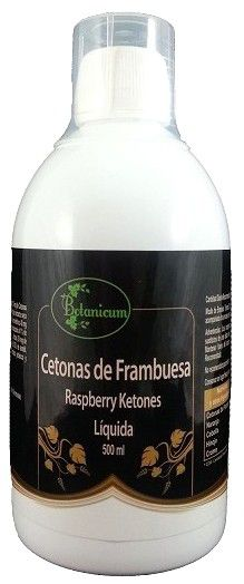 Botanicum Cetonas de Frambuesa 500ml