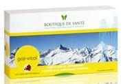 Boutique de Sante Goji Vital 20 viales