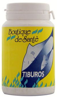 Boutique de Sante Tiburos 60 cápsulas
