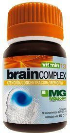 MGdose Brain Complex 60 comprimidos