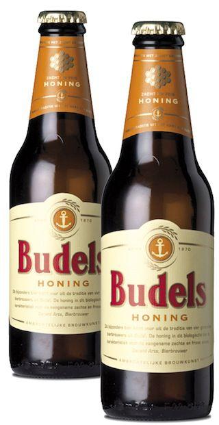 Budels Cerveza Miel Bio 30cl