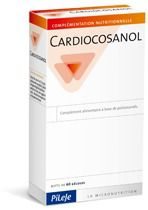 Pileje Cardiocosanol 60 cápsulas
