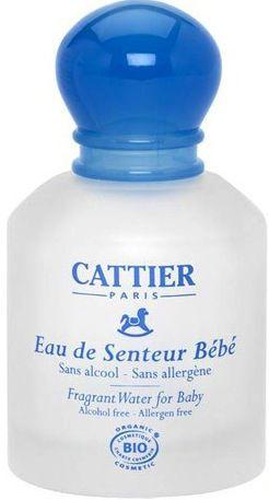 Cattier Bebé Agua Perfumada Eau de Senteur 50ml