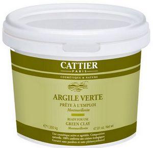 Cattier Arcilla Verde - Lista para Usar 1350g