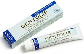 Cattier Dentolis Própolis - Protección Gingival 75ml