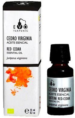 Terpenic EVO Cedro de Virginia Aceite Esencial Bio 10ml