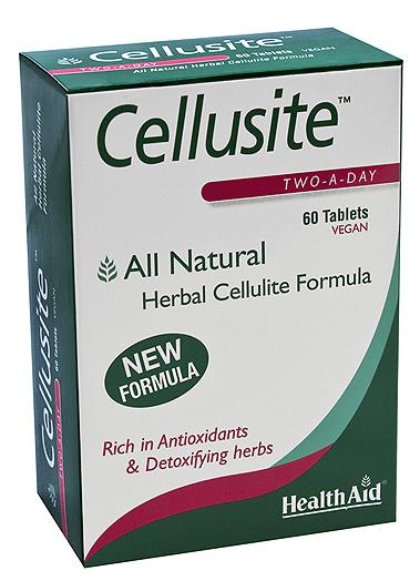Health Aid Cellusite 60 comprimidos