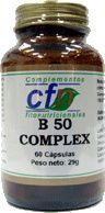 CFN B 50 Complex 60 cápsulas