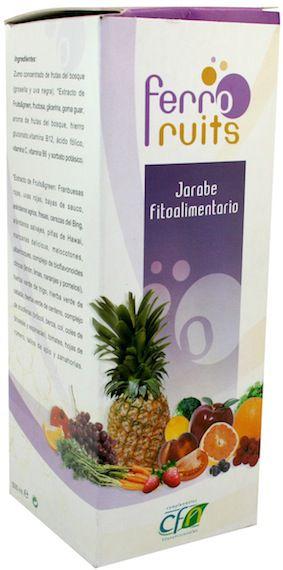 CFN Ferro Fruits Jarabe 500ml