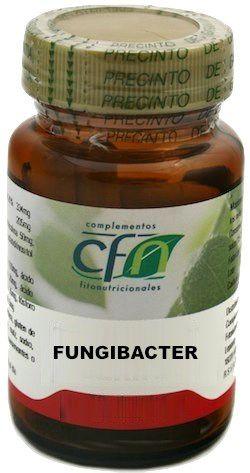 CFN Fungibacter 60 cápsulas