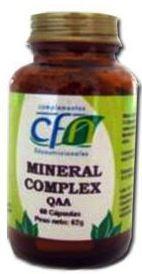 CFN Mineral Complex 60 cápsulas