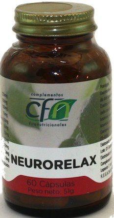 CFN Neurorelax 60 cápsulas