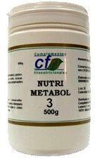 CFN Nutrimetabol 3 polvo 500g