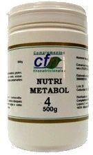 CFN Nutrimetabol 4 polvo 500g