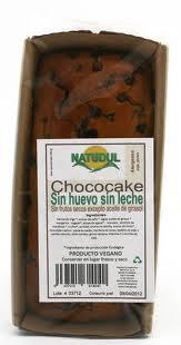 Natudul Chococake 280g