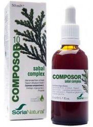 Composor 10 Sabal Complex 50ml