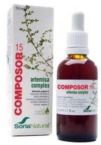 Composor 15 Artemisa Complex 50ml