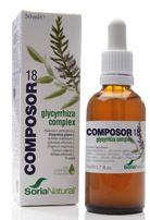 Composor 18 Glycyrrhiza Complex 50ml