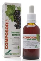 Composor 23 Hyssopus Complex 50ml