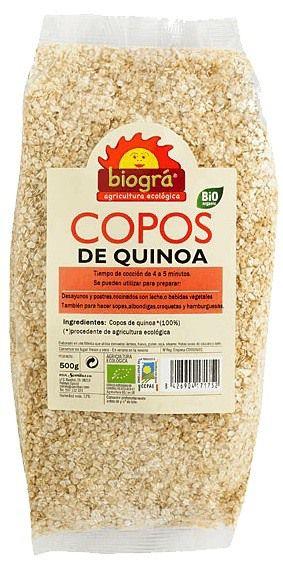 Biogra Quinoa Copos Bio 300g