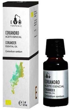 Terpenic EVO Coriandro Aceite Esencial Bio 10ml