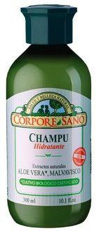 Corpore Sano Champú Hidratante Aloe 300ml