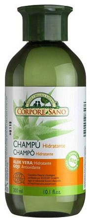 Corpore Sano Champú Hidratante Aloe Goji 300ml