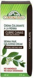 Corpore Sano Crema Colorante Henna Chocolate 60ml