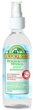 Corpore Sano Desodorante Mineral spray 75ml